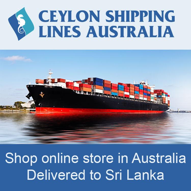 Ceylon Shipping Lines 1