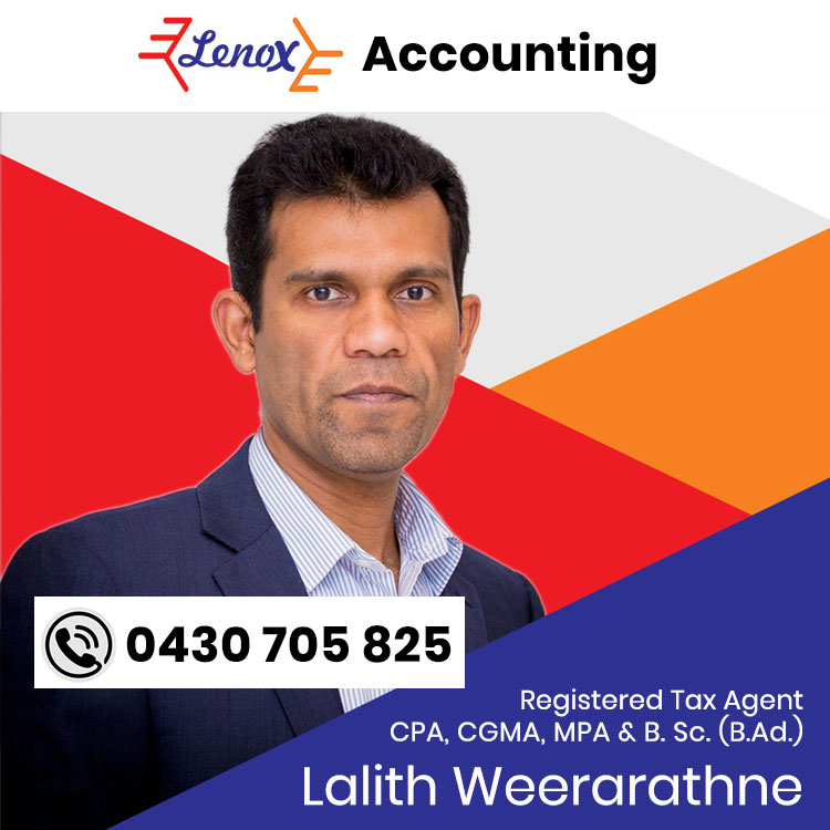 Tax Accountant in Wantrina