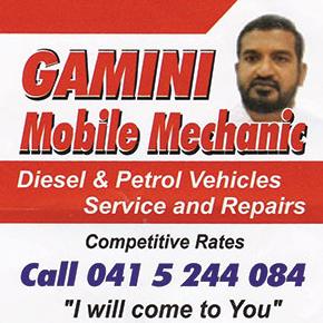 Gamini Mobile Mechanic